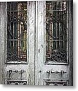 Doorway To The Hereafter Metal Print