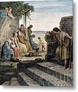 Dor�: Prodigal Son Metal Print