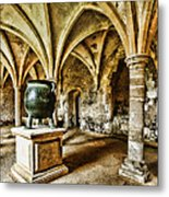 Double Double Toil And Trouble Metal Print