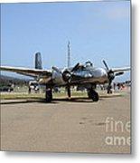 Douglas A26b Military Aircraft 7d15739 Metal Print