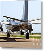 Douglas A26b Military Aircraft 7d15764 Metal Print by Wingsdomain Art and Photography