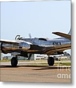 Douglas A26b Military Aircraft 7d15767 Metal Print by Wingsdomain Art and Photography