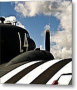 Douglas C47 Transport Metal Print