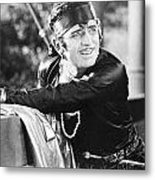 Douglas Fairbanks Metal Print