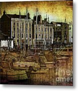 Douglas Harbour II Metal Print