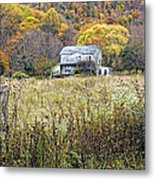 Down In A West Va Valley Metal Print