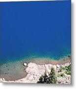 Down To The Abyss Metal Print