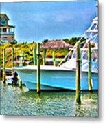 Dream Boat 2 Metal Print