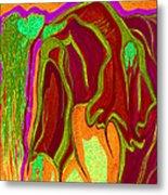 Dream In Color 2 Metal Print