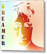 Dreamer 2 Metal Print