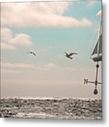 Dreamers Journey Metal Print