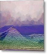 Dreaming In Technicolor Metal Print