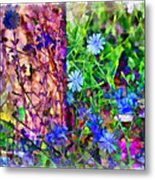 Dreaming Night And Day Metal Print