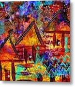 Dreamland - My Imaginary Getaway Metal Print