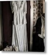Dress Of Anna Jarvis Metal Print