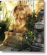 Drinking Fountains For Sale - Broadway Metal Print