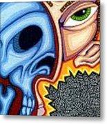 Duality Metal Print by Jason Hawn