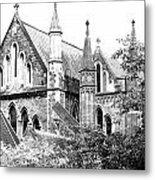 Dublin Church Metal Print