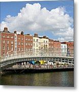 Dublin Scenery Metal Print