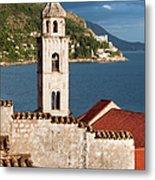 Dubrovnik Architecture Metal Print