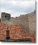 Dubrovnik View 4 Metal Print