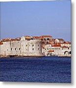 Dubrovnik View 5 Metal Print