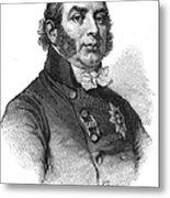 Duke Of Kent (1767-1820) Metal Print