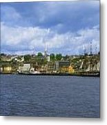 Dunbrody Emigrant Ship, New Ross, Co Metal Print