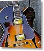 Duncan Guitar Metal Print
