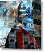 Duncan Wonders About Karma Metal Print