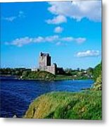 Dunguaire Castle, Co Galway, Ireland Metal Print