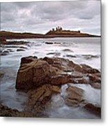 Dunstanburgh Castle II Metal Print