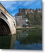 Durham Castle Metal Print