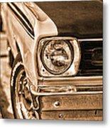 Duster 340 Metal Print