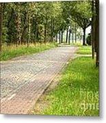 Dutch Road 2 Metal Print