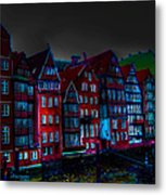 Dyke Road  -  Hamburg Metal Print