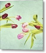 Eager For Spring Metal Print