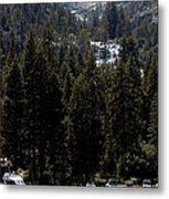 Eagle Falls Emerald Bay Metal Print