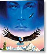 Eagle Mountain Metal Print