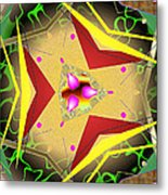 Eaorling Flower Metal Print