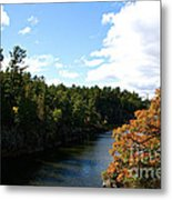 Early Autumn Colors Metal Print