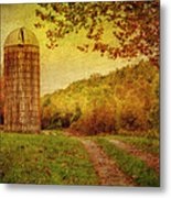Early Autumn Metal Print by Kathy Jennings