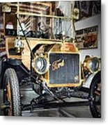 Early Ford Metal Print