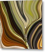 Earth Tones Metal Print