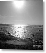 Earth Water And Fire Metal Print