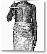 East Africa: Executioner Metal Print