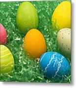 Easter Egg Seven 1 Metal Print