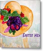 Easter Memories Metal Print