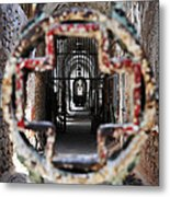 Eastern State Penitentiary - Medical Ward Metal Print
