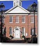Easton Maryland Courthouse Metal Print